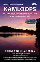 2018 Kamloops Map Book